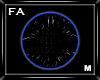 (FA)DiscoHeadV2M Blue