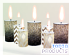 T. Champagne : Candles