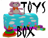Toy box for baby skye
