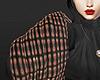Tweed Wool Shawl