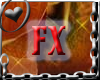 FX Abstract Fire - Frame