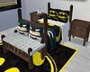 :3 Kids Batman Bed