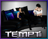 Dark Peace Couch