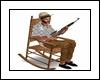 Cadeira Guarda Junino