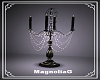~MG~ Candelabra Black