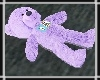 Pool Teddy Purple