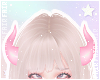 F. Succubus Horns Pinku