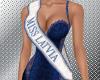 Miss Latvia sash