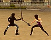 Romantic Sword Fight