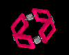 Cerise Red Quad Bracelet