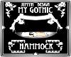 Jk My Gothic Hammock