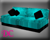 (DC)Couch Teal