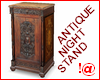 !@ Antique night stand
