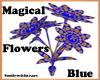 MagicalFlower blue