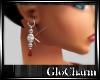Glo* SilverRubyDrop