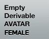 Not Shy Female Avatar