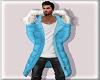 heavenly fur coat