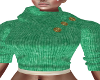 Polston Grn Knit Sweater