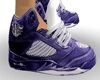 TEEE Shoes Purple
