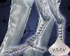 xmx. Metalic Bird Feet