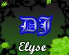 E| Blue DJ Particles