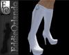 EO GoGo Boots white
