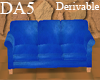 (A) Blue Couch