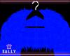 Fur Blue Monster