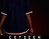 c | Striped Tee - female