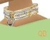 QD Diamond Glow Collar