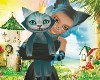 M/F Cheshire Cat Plushie