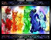 Furry Rainbow