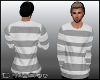 D- Stripped G Sweater