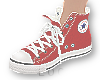Red All Star Converse