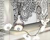 Dusk Shelf + decor