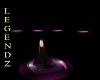 Purple Animated DJ Pods