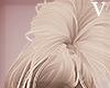 Messy Bun Blonde