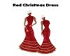 Chirstmas Dress Long