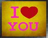 I LOVE YOU BOARD (KL)