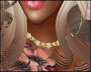 Opal/Gold Choker