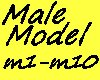 Male Model Poses