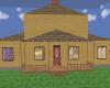 {D} pool house