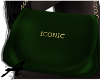 Green Iconic Bag