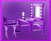 Burlesque Makeup Table