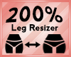 Thigh Scaler 200%