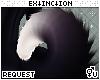 #tox: husky tail
