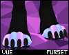 V e Wisp Feet M