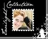 <A> Edward Cullen stamp