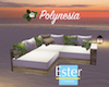 POLYNESIA COUCH RIGHT