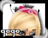 [GG]Nurse hat pink